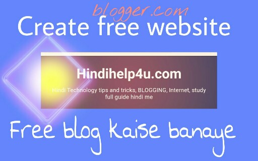 How-to-create-a-free-website-in-blogger.com