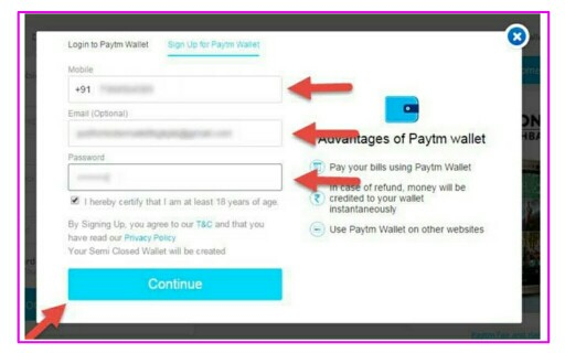 Paytm-create-a-new-paytm-account