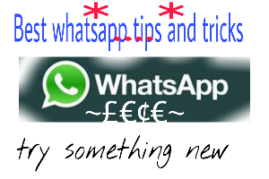 Top-best-whatsapp tips -tricks