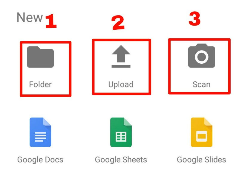 What is Google drive service