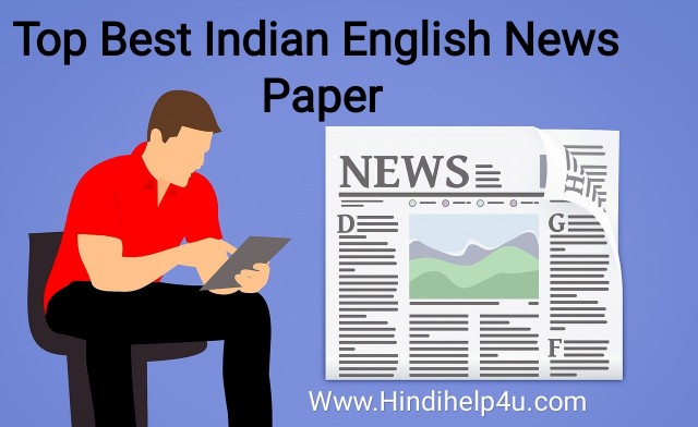 Top Best English Newspaper in India ?